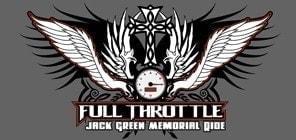 5th Annual Full Throttle Jack Green Memorial Ride
