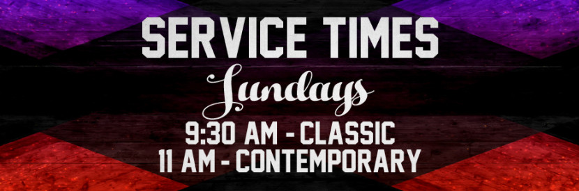 fall Service Times ss