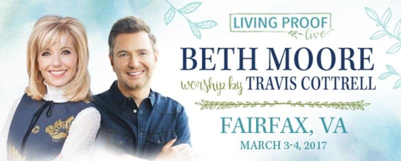 Awesome Beth Moore U2013 Live In Fairfax, VA