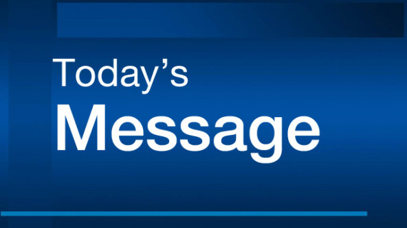 Today\'s Message